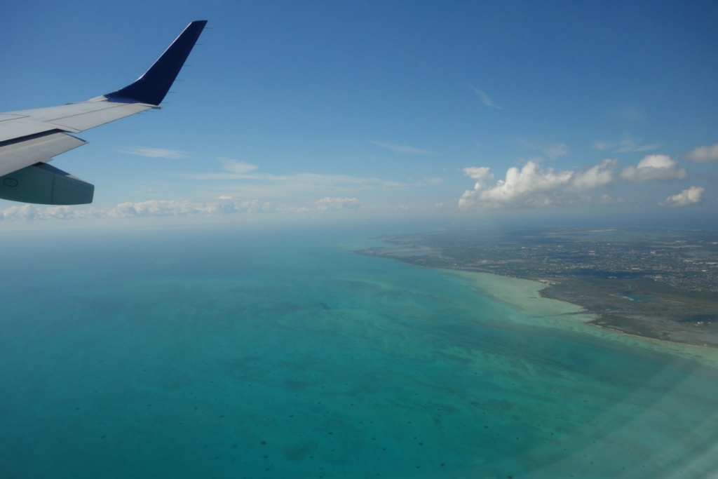 bahamas by air